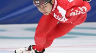Зимние олимпийские виды спорта: шорт-трек