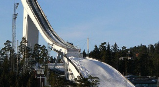 Winter Olympic sports: ski jumping