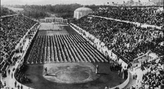 Когда и как прошли первые Олимпийские игры