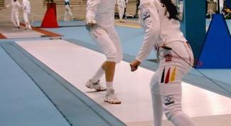 Летние олимпийские виды спорта: фехтование