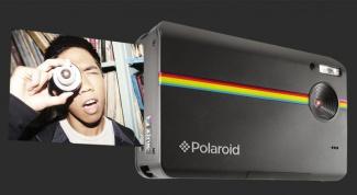 Каким будет новый фотоаппарат Polaroid