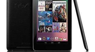 Какую себестоимость планшета Google Nexus 7 насчитали эксперты