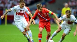 Как прошел матч Россия-Польша на Евро 2012