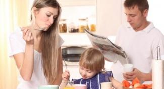 Как интеллект детей зависит от их питания