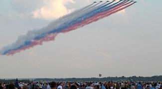 Как прошло авиационное шоу в Жуковском