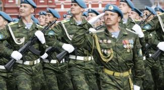 Как отмечают День офицера в России
