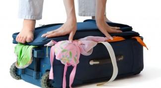 Что взять с собой в отпуск