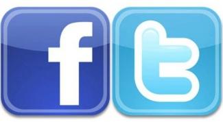 Как транслировать twitter в facebook