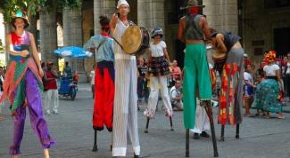 Как прошел фестиваль уличных театров 2012 в Москве