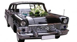 Как взять автомобиль напрокат для свадьбы