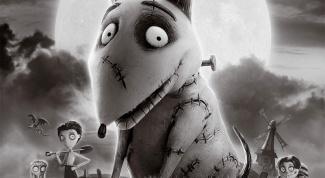 О чем мультфильм Тима Бертона