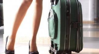 Как правильно сдавать багаж