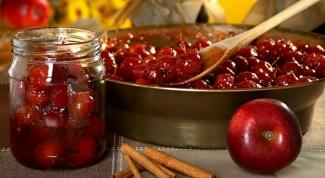 Как варить варенье из райских яблок