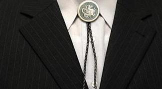 Что такое галстук боло