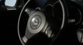 Как обшить автомобильный руль кожей