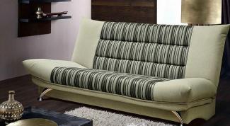 Как выбрать практичную и красивую мебельную ткань