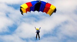 Как подготовиться к прыжку с парашютом