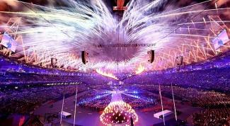 Кто выступил на закрытии Олимпиады