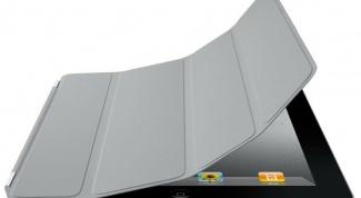 Как устроена обложка для iPad с дополнительным экраном