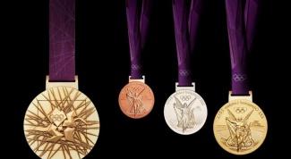 Как делают медали для Олимпиады