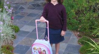 Как приучить ребенка собирать портфель самостоятельно