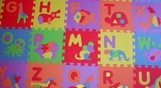 Как выбрать игровой коврик для ребенка