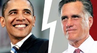 Как проходит предвыборная гонка между Обамой и Ромни
