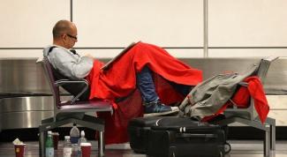 Что делать, если рейс отменили