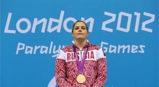 Как выступила Россия на Паралимпиаде в Лондоне в 2018 году