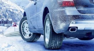 Как поставить зимние колеса в 2017 году