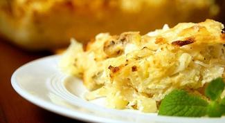 Как приготовить картошку в духовке