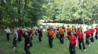 Как попасть на Международный фестиваль традиционной китайской гимнастики