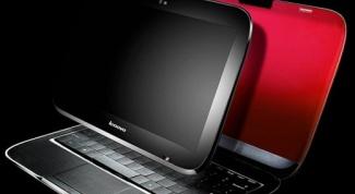 Что такое гибридный ноутбук