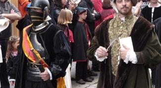 Какие исторические фестивали проводят за рубежом