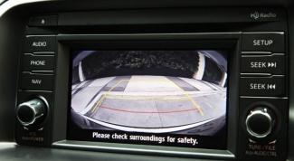 Как установить камеру заднего вида в автомобиль
