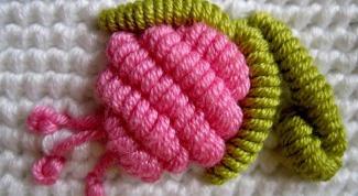 Как научиться вышивке цветов в стиле рококо