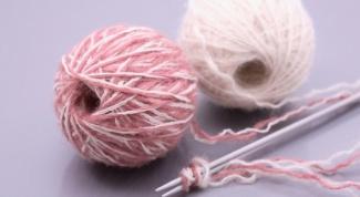 Как освоить косое вязание