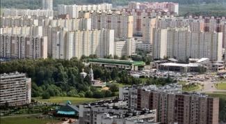 Какой район Москвы самый благоустроенный