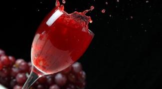 Как варить виноградный сок