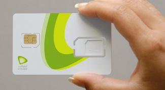 Что такое SIM-карта нового поколения