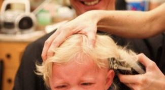 Стричь или не стричь ребенка в год