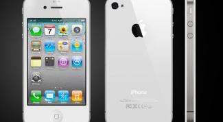 Как отличить iphone 4s от подделки
