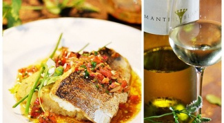 How to cook a delicious sea bass