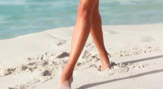 О чем говорят наши ноги
