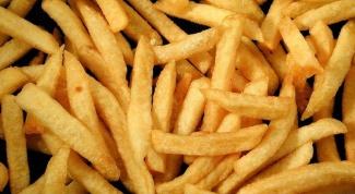 Как разнообразить вкус жареной картошки