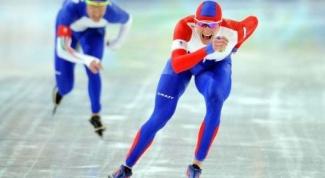 Лучшие российские конькобежцы