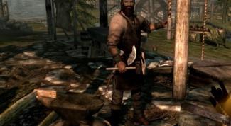 Как быстро прокачать навыки в Skyrim