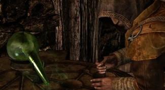 Как быстро прокачать Алхимию в Skyrim