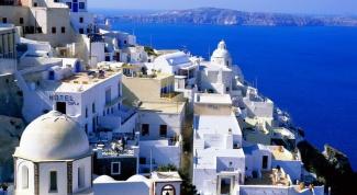 Греция: как с погодой в мае?