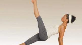 Комплекс упражнений пилатес для новичков